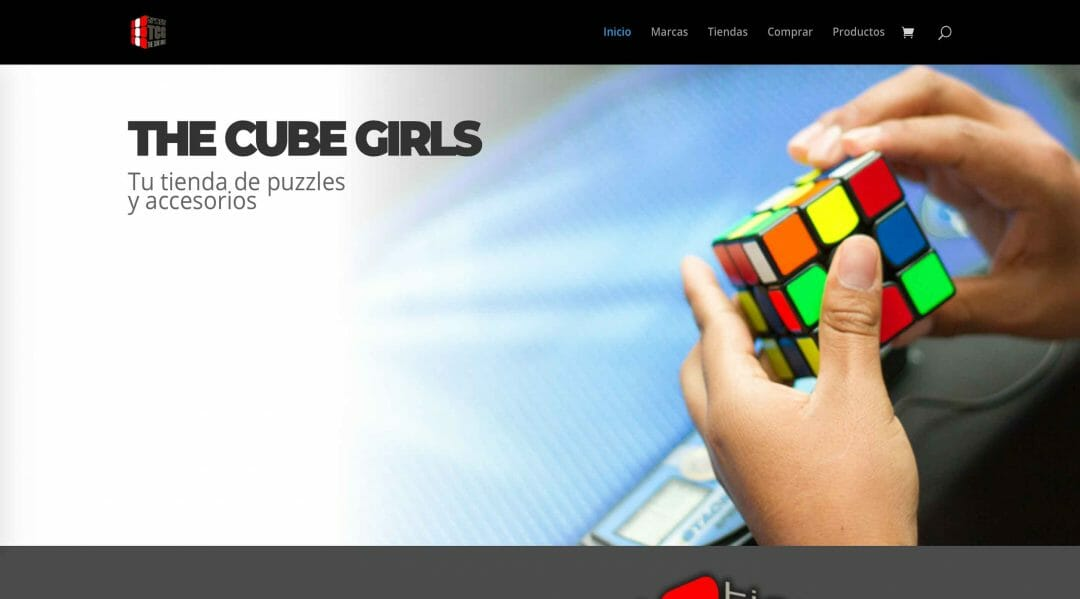 The Cube Girls